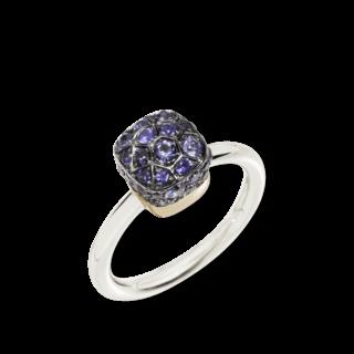 Pomellato Ring Nudo Sapphires A.B501/O6/ZF