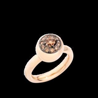 Pomellato Ring Nuvola PAB8130-O7BKR-DBR05