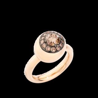 Pomellato Ring Nuvola PAB8131-O7BKR-DBR10