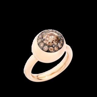 Pomellato Ring Nuvola PAB8132-O7BKR-DBR15