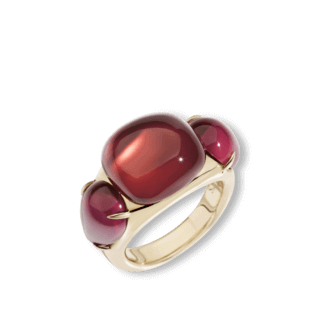 Pomellato Ring Rouge Passion A.B505/9/SR