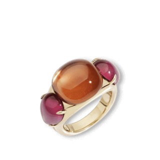 Pomellato Ring Rouge Passion A.B505/9SRSZP
