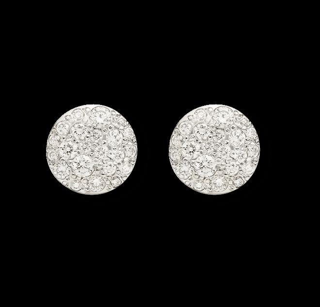 Ohrstecker Pomellato Sabbia aus 750 Roségold mit mehreren Brillanten (2 x 0,12 Karat) bei Brogle