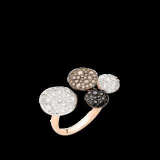Pomellato Ring Sabbia PAC0010-07BWR-DBX00