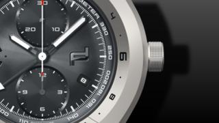 Porsche Design Monobloc Actuator GMT Chronotimer