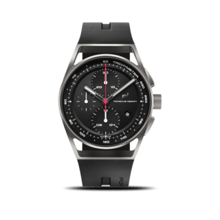 Porsche Design Herrenuhr 1919 Chronotimer Automatik 42mm 6020.1.01.003.06.2
