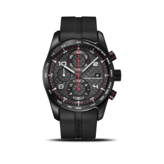 Porsche Design Herrenuhr Chronotimer Series 1 Automatik 42mm 6010.1.04.005.05.2