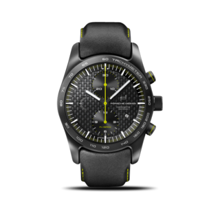 Porsche Design Herrenuhr Chronotimer Series 1 Flyback Acid Green 6013.6.05.005.08.2