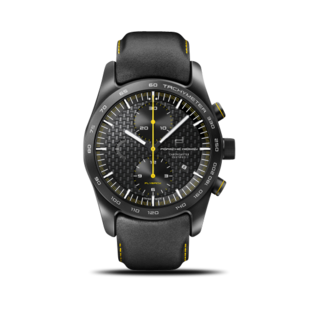 Porsche Design Herrenuhr Chronotimer Series 1 Flyback Racing Yellow 6013.6.12.004.08.2