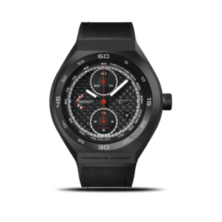 Porsche Design Herrenuhr Monobloc Actuator Flyback Limited Edition 6033.6.01.009.06.2