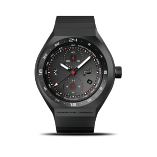 Porsche Design Herrenuhr Monobloc Actuator GMT 6030.6.01.007.01.5