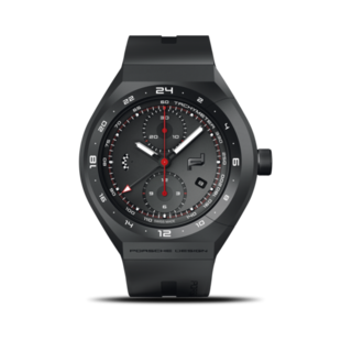 Porsche Design Herrenuhr Monobloc Actuator GMT 6030.6.01.007.05.2