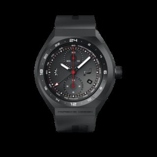 Porsche Design Herrenuhr Monobloc Actuator GMT 6030.6.01.007.05.2