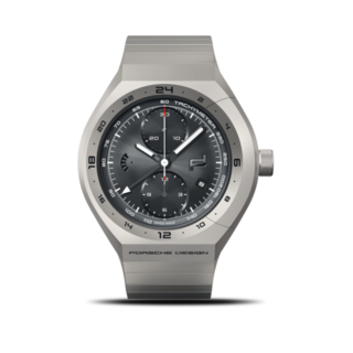 Porsche Design Herrenuhr Monobloc Actuator GMT 6030.6.02.001.02.5