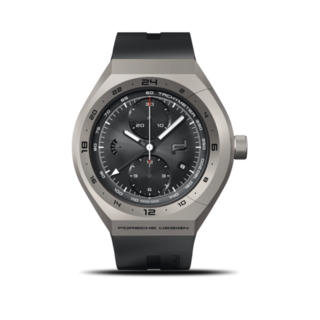 Porsche Design Herrenuhr Monobloc Actuator GMT 6030.6.02.001.05.2