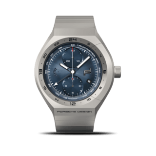 Porsche Design Herrenuhr Monobloc Actuator GMT 6030.6.02.003.02.5