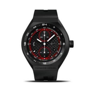 Porsche Design Herrenuhr Monobloc Actuator Limited Edition 6031.6.01.008.05.2