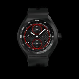 Porsche Design Herrenuhr Monobloc Actuator Limited Edition 6031.6.01.008.05.2