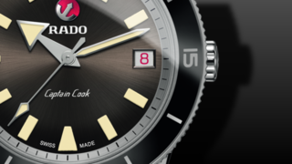 Rado Captain Cook Automatik 37mm