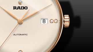 Rado Coupole Classic Diamonds L Automatik