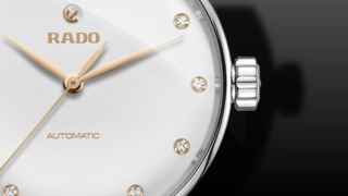 Rado Coupole Classic Diamonds S Automatik