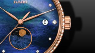 Rado Coupole Classic Mondphase Quarz