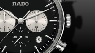 Rado Coupole Classic Quartz Chronograph 42mm
