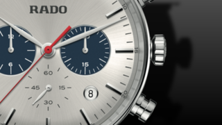 Rado Coupole Classic Quartz Chronograph 42mm