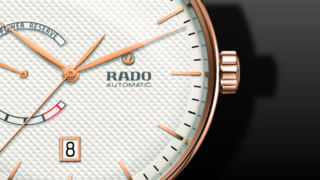 Rado Coupole Classic XL Automatik Power Reserve