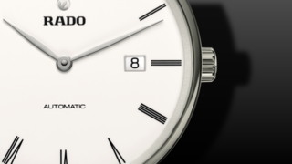 Rado Diamaster Ceramos Thinline Automatic 40.8mm