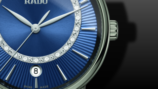 Rado DiaMaster Circle M Quarz