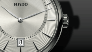 Rado DiaMaster Circle XL Quarz