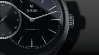 Rado DiaMaster XL Automatik Grande Seconde