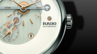 Rado DiaMaster XL Double Dial