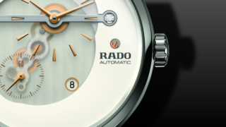 Rado DiaMaster XL Double Dial