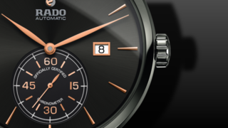 Rado DiaMaster XL Petite Seconde COSC