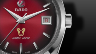 Rado Golden Horse Automatic Limited Edition 37mm