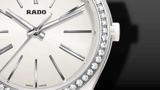 Rado HyperChrome Diamonds M Quarz
