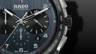 Rado HyperChrome Match Point XXL Automatik Chronograph 45mm