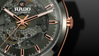 Rado HyperChrome XL Open Heart
