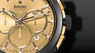 Rado HyperChrome XXL Chronograph Automatik Gold