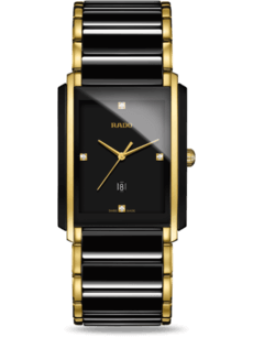 Rado Integral Diamonds L Quarz