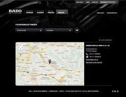 Rado Konzession Screenshot