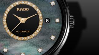 Rado True Great Gardens of the World 40mm
