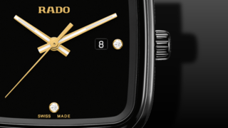 Rado True Square Quartz 29mm