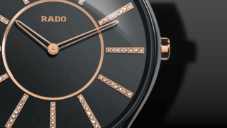 Rado True Thinline Diamonds L Quarz