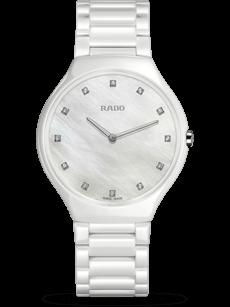 Rado True Thinline Diamonds L Quarz
