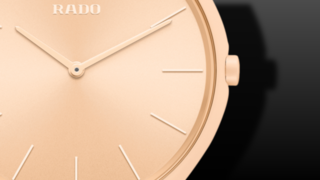 Rado True Thinline Les Couleurs Le Corbusier