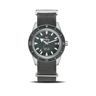 Rado Herrenuhr Captain Cook Automatic 42mm R32105103