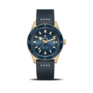 Rado Herrenuhr Captain Cook Automatic 42mm R32504205